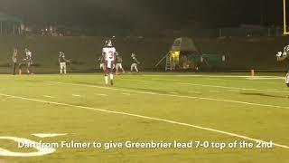 Jackson Fulmer player highlight