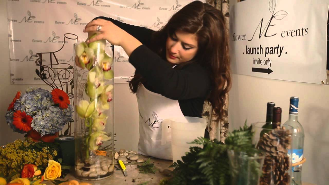 How To Do Water Centerpieces Flowers Amp Centerpieces