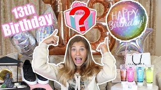What I Got For My Birthday | OMG EXTREME SURPRISE | Rosie McClelland