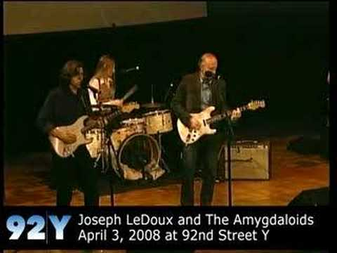 0 Joseph LeDoux and The Amygdaloids at 92nd Street Y