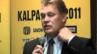 16.9.2010 KalPa-JYP lehdistötilaisuus