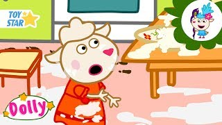 Dolly And Friends | Invisible little sister | Season 3 | Funny New Cartoon for kids | Episodes #47