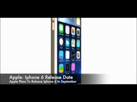 (Leaked iPhone 6 Video )The iPhone 6 Coming Sep 9th