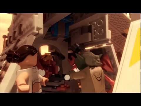 LEGO® Star Wars ™ - Yoda vs. Dooku - Episode 11 Part 2