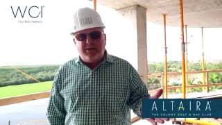 Construction Progress of High Rise Luxury Condominium Tower Altaira
