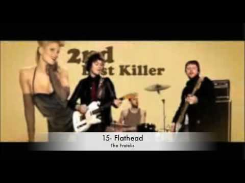 Top 20 ( part 1 20-11) Alternative-rock Music Videos