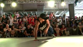 OUTBREAK EUROPE 2013 Footwork Top 8 Skunk vs Intact