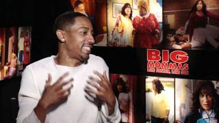 Big Mommas: Like Father, Like Son - Big Mommas: Like Father, Like Son - Exclusive: Brandon T. Jackson Interview