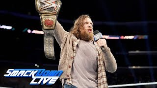 Daniel Bryan explains his actions: SmackDown LIVE, Nov. 20, 2018