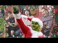 Metal Band Covers 'You're a Mean One, Mr. Grinch'