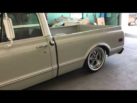 C10 Chevy pickup Truck  1968 🍒 FOR SALE
