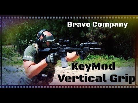 bravo company bcm gunfighter keymod ar 15 vertical grip