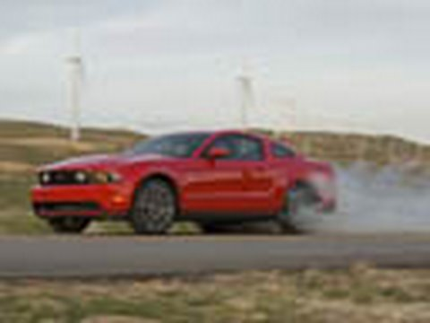 2010 Ford Mustang - Driving Impressions