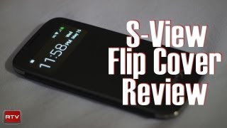 S-View Flip Cover Review (Samsung Galaxy S4)