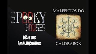 Objetos Amaldiçoados - Malefícios do Galdrabók