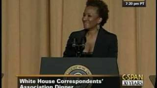 Wanda Sykes at the 2009 White House Correspondents