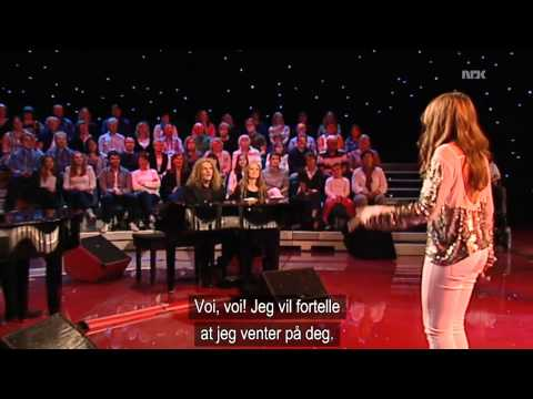 """All performances by Nora Foss Al-Jabri on """"Beat for Beat"""", friday 30. november 2012. Live from NRK1. """"Jolene"""" - Dolly Parton """"Eternal Flame"""" - Bangles """"I Will Always Love You"""" - Whitney Houston..."""