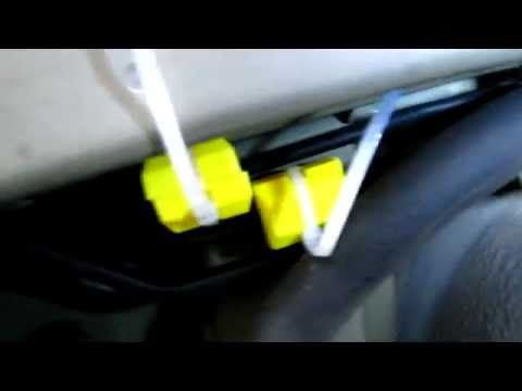 Magnetic Fuel Saver Installation Holo Fuel HoloFuel Save Improve Gas Mileage
