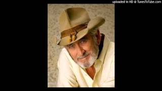 Watch Don Williams Thats The Thing About Love video
