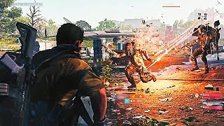 THE DIVISION 2 Gameplay Walkrough (E3 2018)