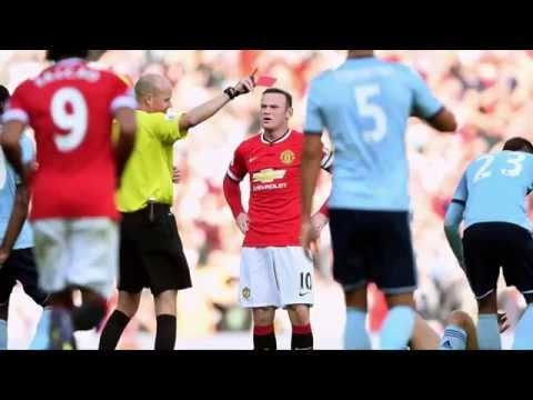 Trotz roter Karte gegen West Ham United! Rio Ferdinand verteidigt Wayne Rooney | Manchester United