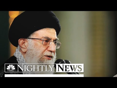Iranian Scientist Who Made Nuclear Deal with U.S. Speaks to NBC News | NBC Nightly News