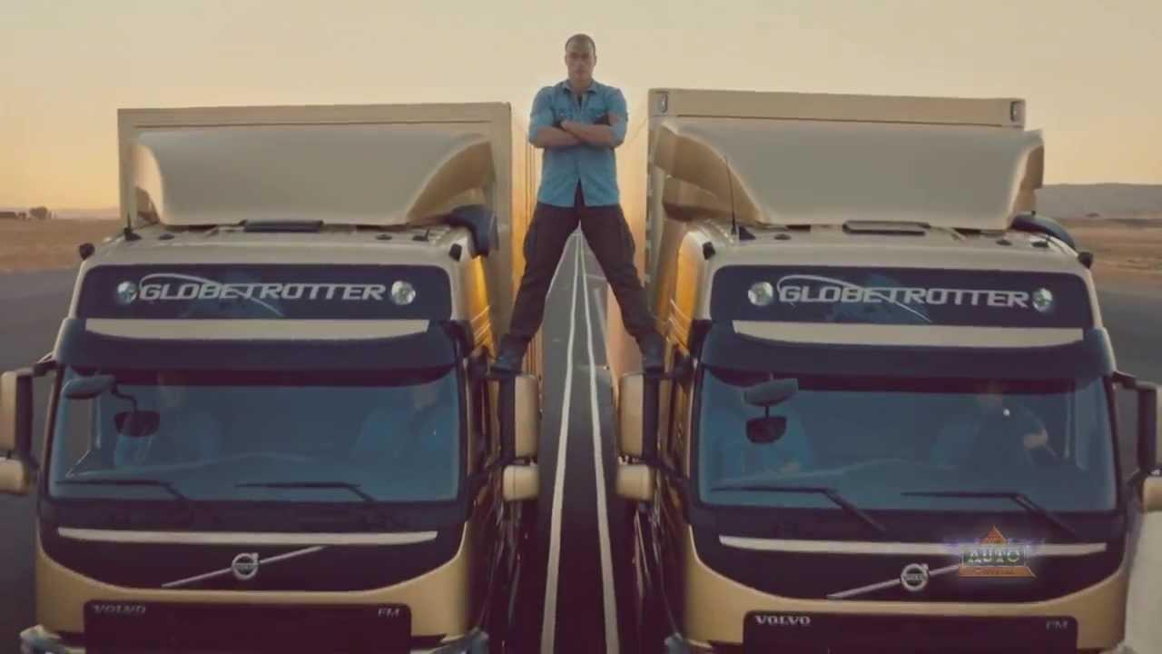 Volvo Trucks: Jean-Claude Van Damme Epic Split Stunt - The Complete Story - YouTube