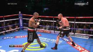 George Groves VS Andrea Di Luisa HD