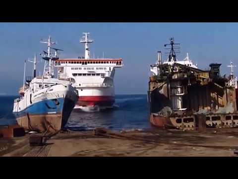Как умирают корабли
