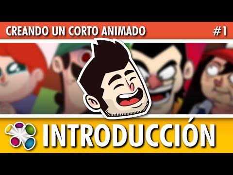 Sesión 1/8: Creación de corto animado, Introducción Hernán Bruna.