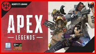 Apex Legends on GTX 1050 4GB - i5 8300H - 8GB RAM [Acer Nitro 5]