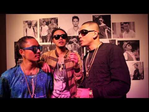 """Wake up (Bangkok city)"" Thaitanium new song Feat Snoop dogg on Met107fm"