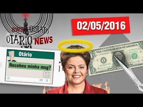 Whatsapp bloqueado (DE NOVO), Dia do Trabalho e IOF do Dólar #OtarioNews @CanalDoOtario