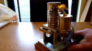 Jan Ridders design marc model vacuum engine