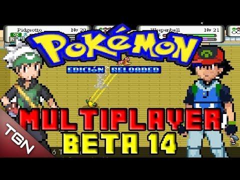 Cómo jugar en Multijugador en Pokémon Reloaded Beta 14   Gamepad & Xpadder