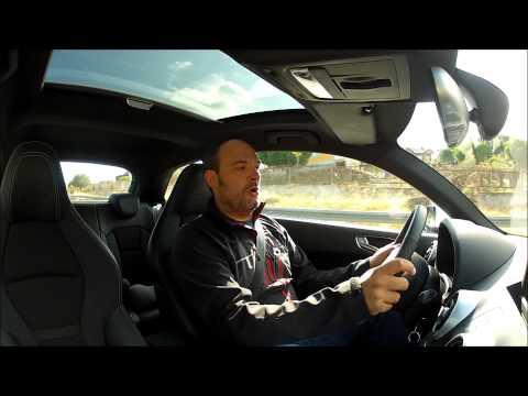 Prueba Audi A1 TFSI 122 CV