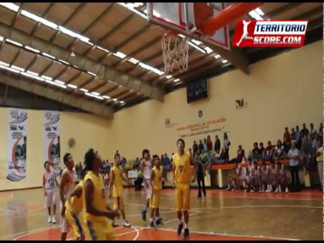 Universiada Oaxaca - Final de Basquetbol Varonil