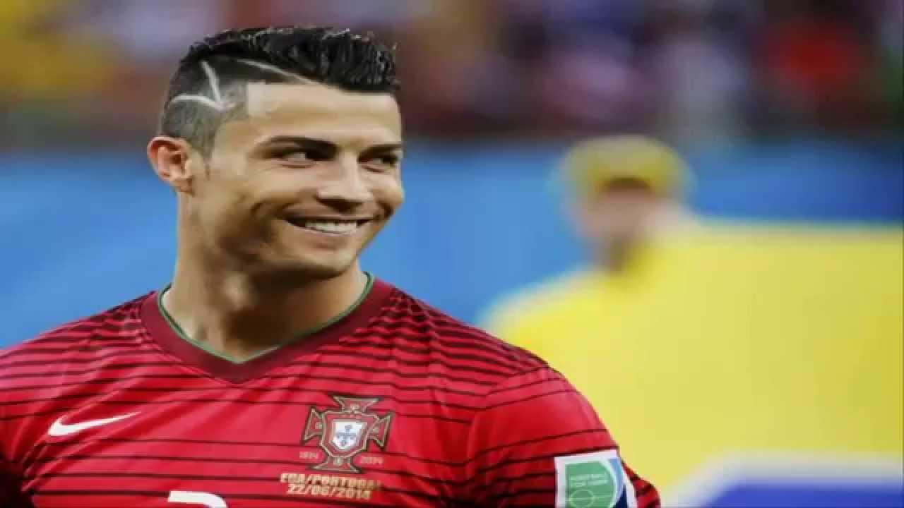 New Cristiano Ronaldo Hairstyle Cristiano Ronaldo's New