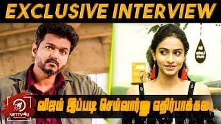 SHOCKING 😳 : விஜய் இப்படி செய்வார்னு எதிர்பாக்கல | Exclusive Interview with Abitha | Sarkar
