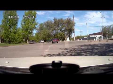 ДТП: mazda 6 против велосипеда
