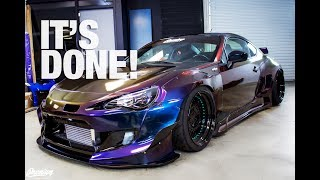CRAZY COLORSHIFT v3 ROCKET BUNNY FRS!