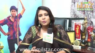 Sanghavi At Kolanji Movie Team Interview