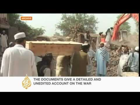 US state department speaks to Al Jazeera about leaked Afghan logs