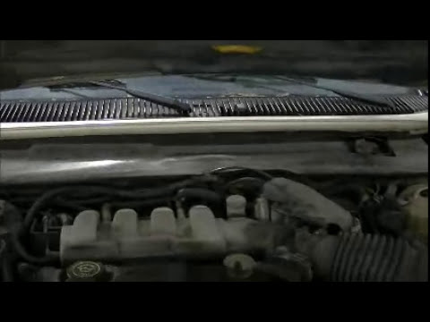 Ford Tempo under the hood talk + cold start
