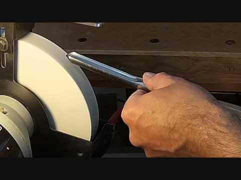 Comment affuter une gouge