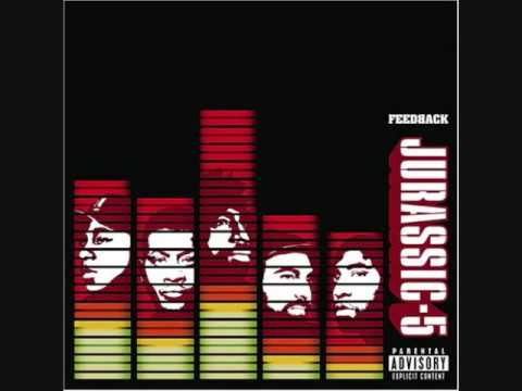 Jurassic 5 - Canto De Ossanha