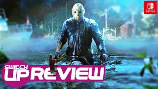 Friday the 13th: The Video Game Switch Review - ONLINE MAYHEM!