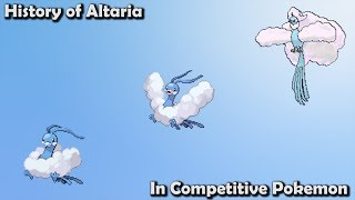How GOOD was Altaria ACTUALLY? - History of Altaria in Competitive Pokemon (Gens 3-7)