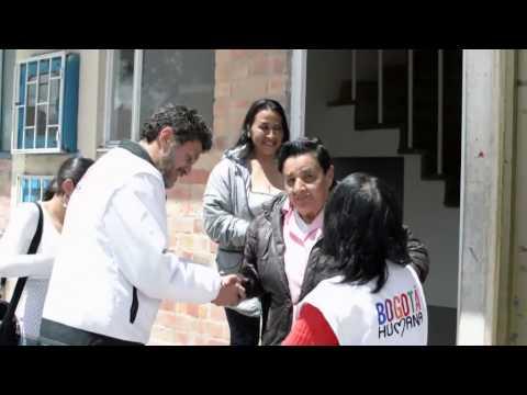 CAJA DE LA VVIENDA POPULAR ENTREGA CASAS A FAMILIAS REASENTADAS EN RIVERAS OCCIDENTE