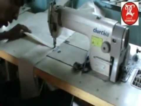 Making Cotton,canvas Shopping,promotional Bags   Video  1